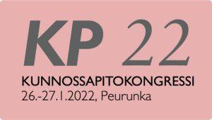 Kunnossapito 22 -kongressi @ Peurunka